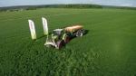 CLAAS CROP SENSOR: Сочетание высоких технологий и научных знаний дают одновременную экономию удобрений и рост урожайности