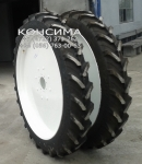 Колеса для тракторов CASE и NEW HOLLAND