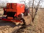 Разбрасыватель органических (навоз) и минеральных удобрений Industrias David
