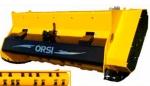 Навесные мульчеры ORSI серии Wt Piston, Tmf Piston и Tpf Piston для экскаваторов